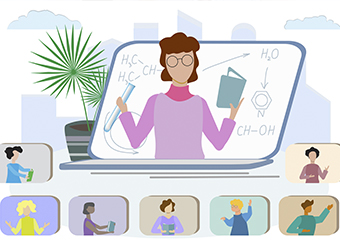 Imagem ilustrativa da solução Gamificação aplicada a conteúdos escolares engaja e estimula a participação de estudantes