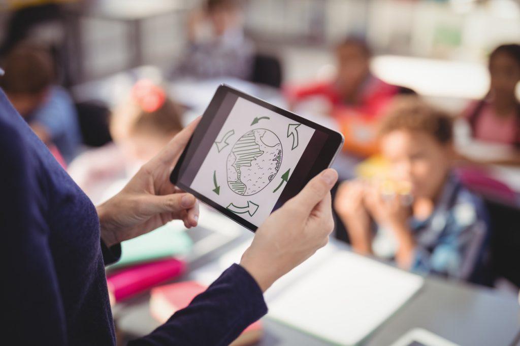 Imagem ilustrativa da solução Ferramenta avalia competências digitais para apoiar a aprendizagem remota