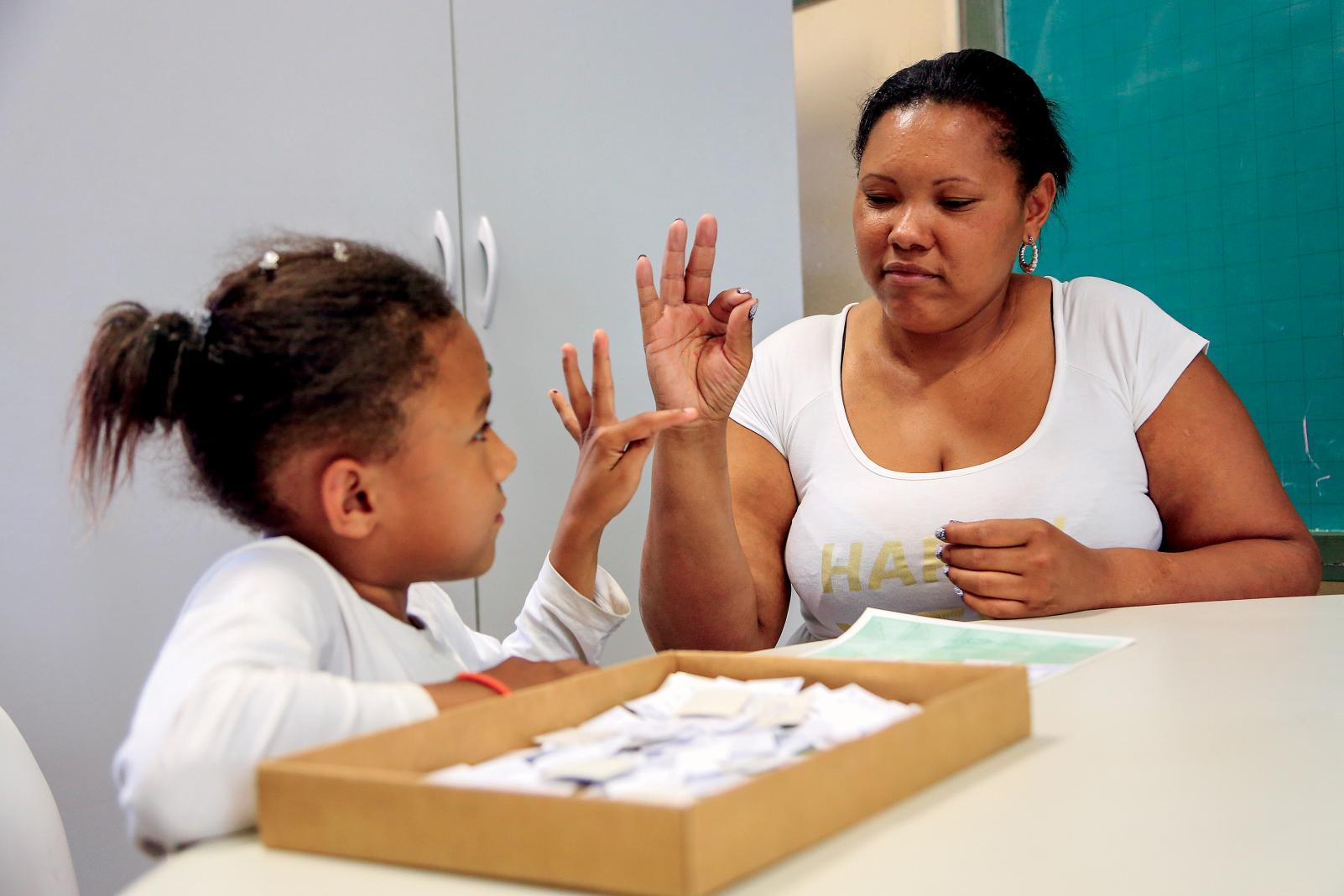 Imagem ilustrativa da solução Como falar com as crianças sobre o coronavírus
