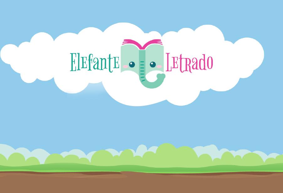 Imagem ilustrativa da solução Plataforma Elefante Letrado ajuda a desenvolver o hábito de leitura das crianças