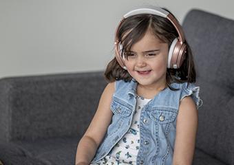 Imagem ilustrativa da solução Unicef lança podcast 'Deixa que eu conto' com brincadeiras e histórias para crianças