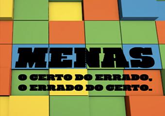 Imagem ilustrativa da solução Série 'Menas' convida estudantes a se encantarem pela língua portuguesa