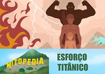 Imagem ilustrativa da solução Mitopédia: série apresenta histórias mitológicas que deram origem a expressões corriqueiras do dia a dia