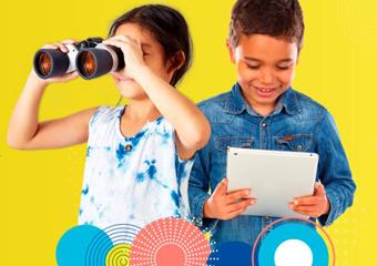 Imagem ilustrativa da solução Simplifica: trilhas gratuitas de aprendizagem ativa para Ensino Fundamental