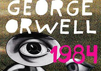 Imagem ilustrativa da solução Trabalhando a atualidade a partir do clássico '1984' de George Orwell
