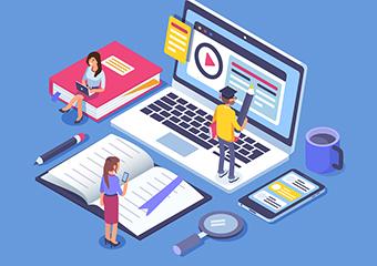 Imagem ilustrativa da solução Podcast Porvir/CIEB: episódio 2 discute competências digitais de professores
