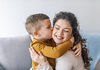 Imagem ilustrativa da solução Como ouvir e lidar com as emoções das crianças durante a quarentena