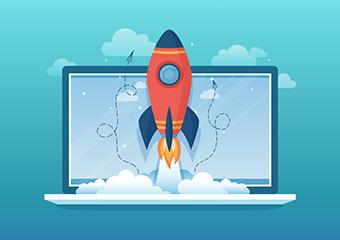 Imagem ilustrativa da solução Com passeio pela NASA e construção de foguete, professoras engajam alunos do fundamental 1