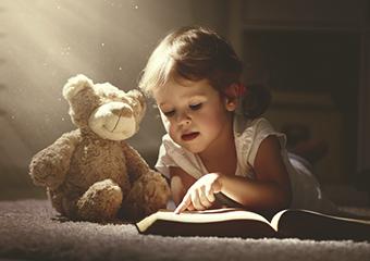 Imagem ilustrativa da solução Livros infantis para conversar sobre assuntos difíceis com as crianças