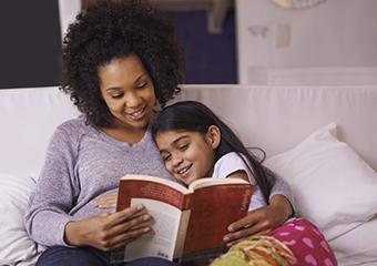 Imagem ilustrativa da solução Práticas de Leitura na Escola: leitura em voz alta pelo professor como atividade permanente