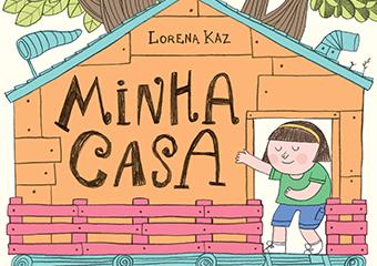Imagem ilustrativa da solução Livro ajuda a ampliar o conceito de 'casa' para as crianças