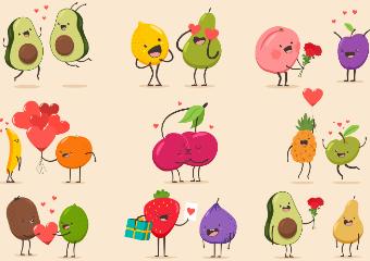 Imagem ilustrativa da solução Cardápio para todos: 60 alimentos com recursos de acessibilidade e guia de atividades