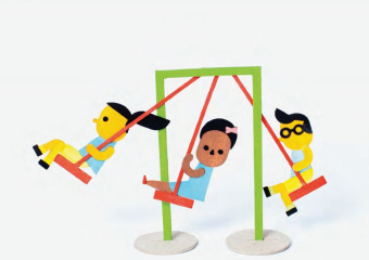 Imagem ilustrativa da solução Brincar é para todos: artigos apoiam o professor para o brincar inclusivo