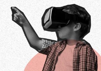 Imagem ilustrativa da solução Conversas online: ser criança no mundo digital