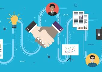 Imagem ilustrativa da solução Online e gratuito: curso de técnicas e práticas para a gestão virtual de equipes