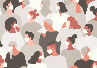 Imagem ilustrativa da solução Estudando em casa: pandemias e suas consequências para a saúde pública e coletiva