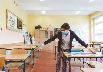 Imagem ilustrativa da solução Guia reúne experiências internacionais e recomendações para volta às aulas pós-pandemia