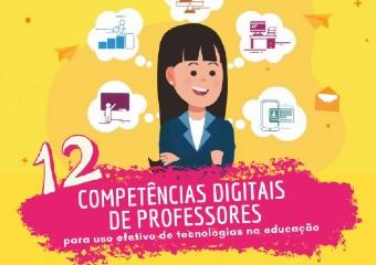 Imagem ilustrativa da solução Quais competências digitais são importantes para os professores?
