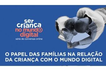 Imagem ilustrativa da solução O papel das famílias na relação da criança com o mundo digital