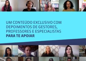 Imagem ilustrativa da solução Confira a série de vídeos 'Gestão de crise na educação – Covid-19'