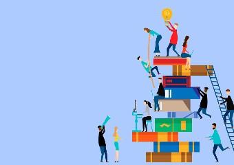 Imagem ilustrativa da solução 7 livros para inspirar uma gestão escolar democrática e participativa