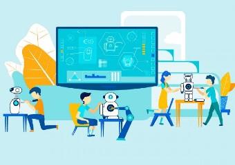 Imagem ilustrativa da solução Cultura digital na educação e metodologias ativas de aprendizagem são temas de cursos online gratuitos