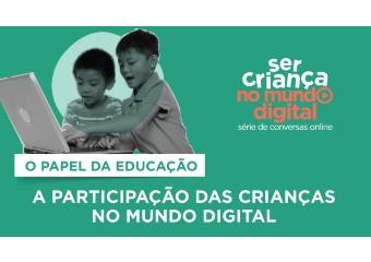 Imagem ilustrativa da solução Crianças e o mundo digital: como elas podem conviver e participar neste ambiente