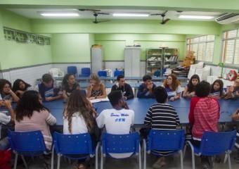 Imagem ilustrativa da solução Em meio à pandemia, escolas mostram a importância do protagonismo jovem