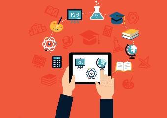 Imagem ilustrativa da solução Ensino híbrido: 6 links para conhecer essa metodologia ativa de aprendizagem