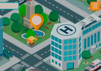 Imagem ilustrativa da solução Game gratuito desafia jovens a tomarem decisões pela paz e justiça em território virtual