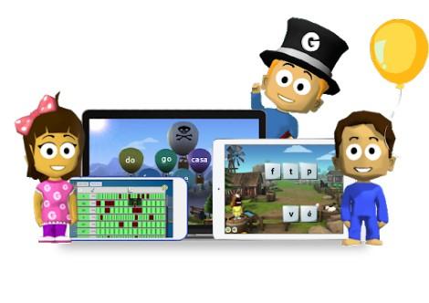 Imagem ilustrativa da solução GraphoGame ajuda estudantes dos anos iniciais a aprender a ler as primeiras letras