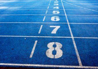 Imagem ilustrativa da solução Atletismo: introdução à corrida e à marcha