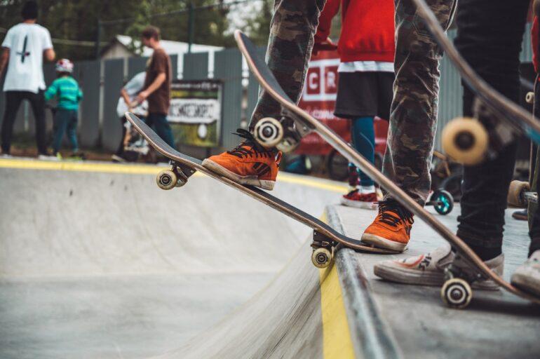 Imagem ilustrativa da solução Esportes técnico-combinatórios: da ginástica ao skate